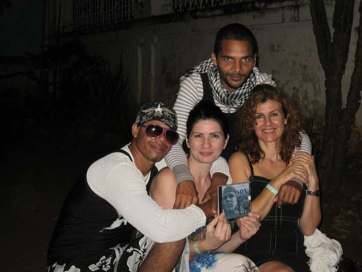 BOYS BAND  in CUBA