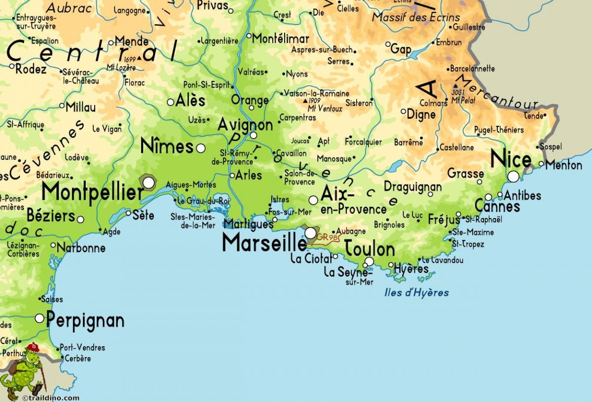Toulon Marsilya