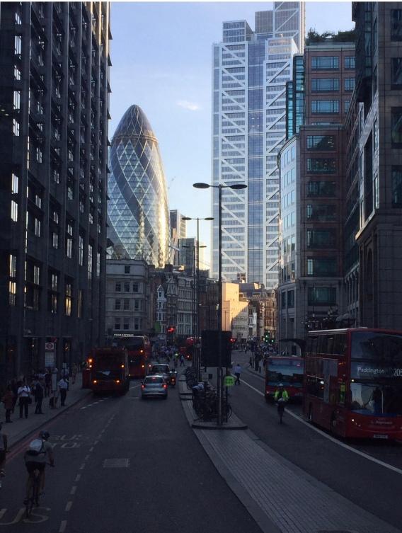 London -Liverpol street
